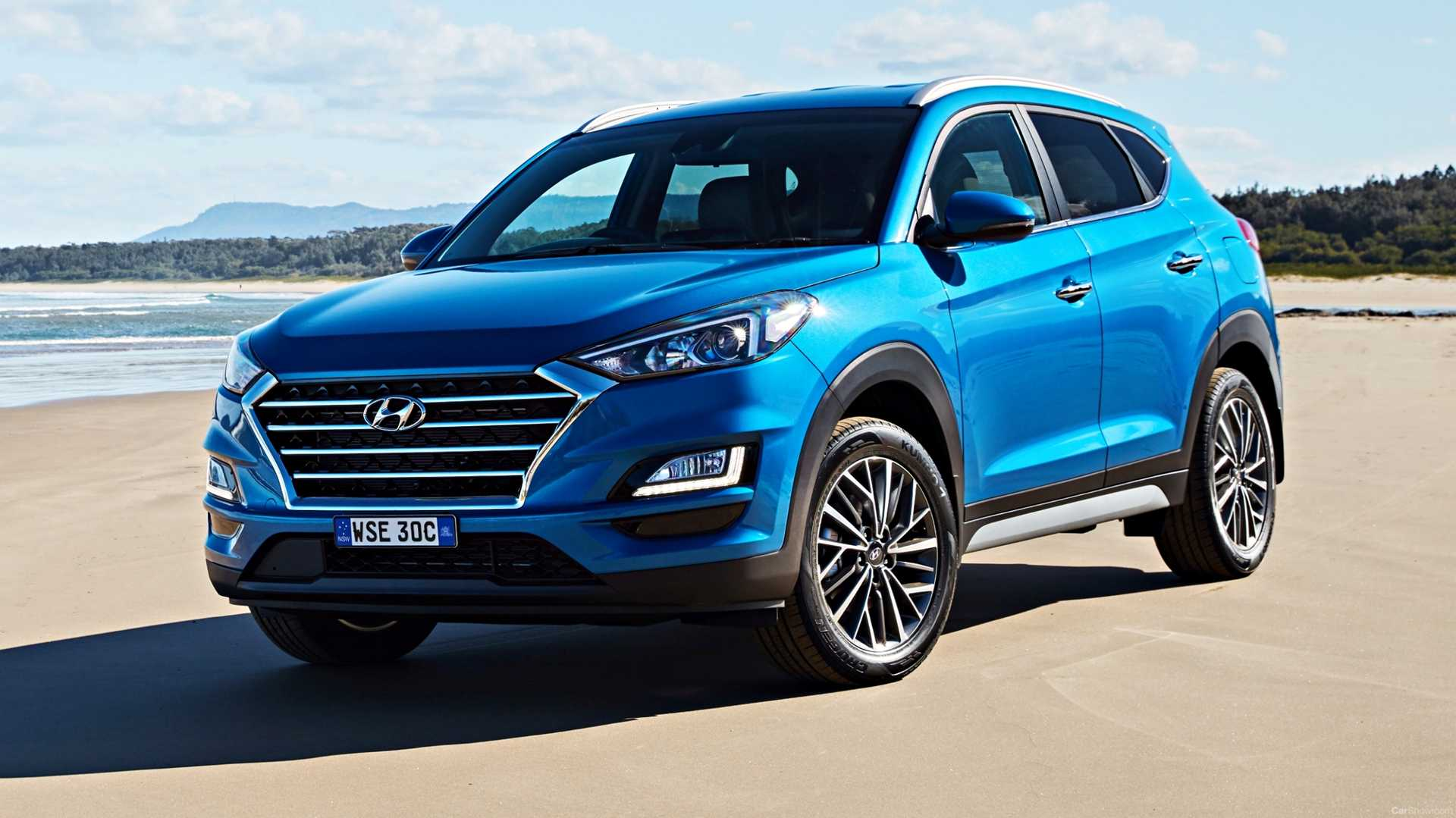 2019 Hyundai Tucson Gains Sharper Looks And Kit
