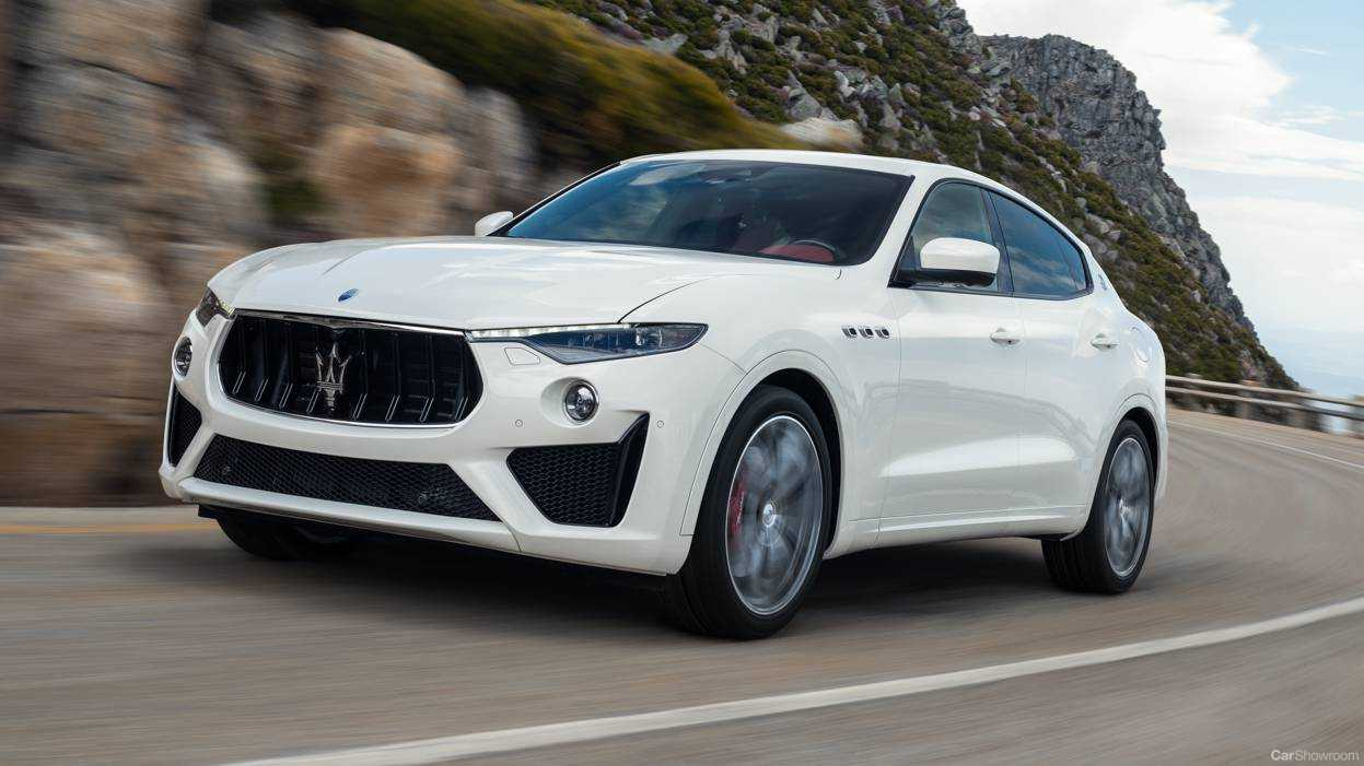 Maserati's V8-Powered Levante GTS Set For 2020 Arrival